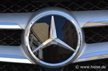 """Daimler will mit der neuen Elektro-S-Klasse im """"Kampf der Welten"""" bestehen - heise online"""