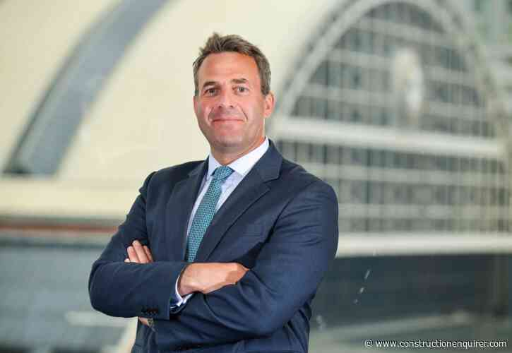 Costain head of digital construction leaving