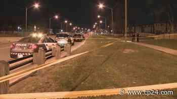 Man in his 20s seriously injured in shooting in Etobicoke - CP24 Toronto's Breaking News