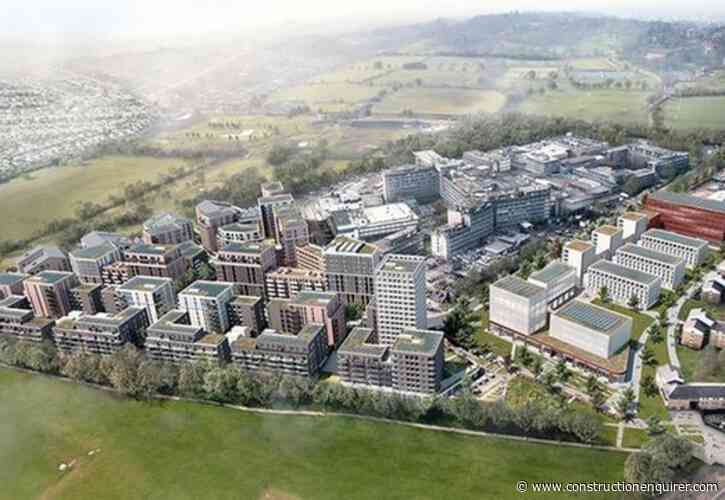 Planning for 1,000 homes at north west London hospital site
