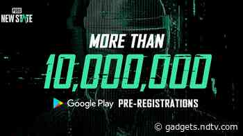 PUBG: New State Crossed 10 Million Pre-Registration Mark on Google Play Since February Debut