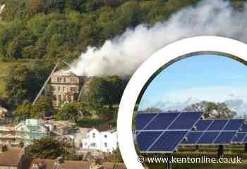 From this to this: Solar array planned for ex-college - Kent Online