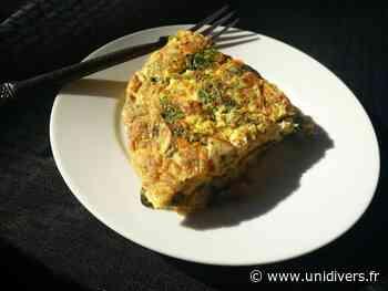 Omelette à l'aillet samedi 1 mai 2021 - Unidivers