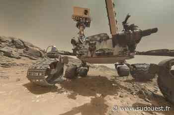 Elle exploite les photos de la planète Mars depuis Bergerac - Sud Ouest