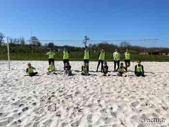Dordogne. Le volley-ball, une passion à Bergerac - actu.fr