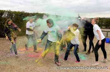 How to sign up to the 2021 Virtual5k Colour run
