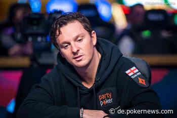 Sam Trickett nimmt sich eine Auszeit von Poker