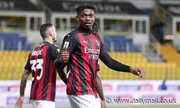AC Milan 'will demand £50MILLION for Everton, Wolves and Juventus target Rafael Leao'