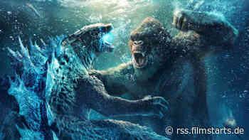 """Nächster Kino-Rekord für """"Godzilla vs. Kong"""""""