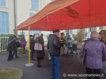 Spotorno, cambiano i piani su AstraZeneca: settimana senza vaccinazioni al Palace - SavonaNews.it