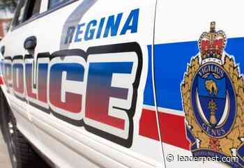 Single vehicle collision sends passenger to hospital - Regina Leader-Post