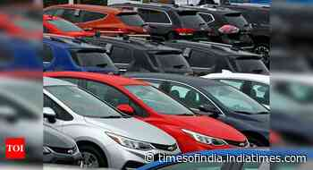 'Passenger vehicle sales decline by over 2% in 2020-21'