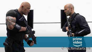 """Jetzt bei Amazon: Krachende Action mit Dwayne Johnson & Jason Statham und """"Walking Dead""""-Nachschub"""