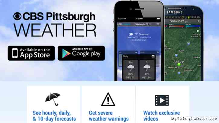 Step-By-Step Instructions On How To Receive Alerts From The KDKA Weather App