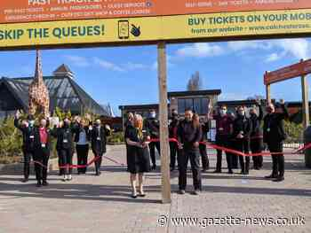 Live updates as shops, pubs, gyms and Colchester zoo reopen