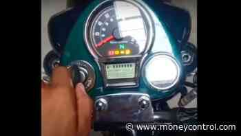 Royal Enfield Classic 350 spied with Meteor 350's Tripper Navigation