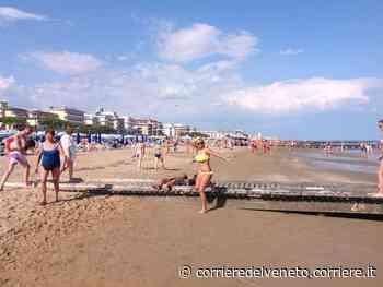 Estate, a Jesolo spiaggia fronte mare solo su prenotazione - Corriere della Sera
