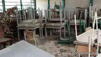 Un 90% de los planteles educativos de Aguachica están abandonados por la pandemia - Noticias RCN