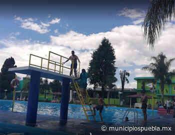 Con amparo, Balneario Puerto Escondido abre sus puertas en San Andrés Cholula - Municipios Puebla