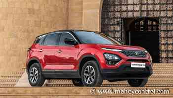 Discounts of up to Rs 65,000 being offered on Tata Harrier right through April