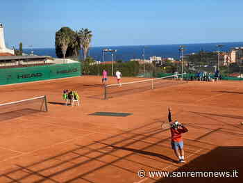 Tennis: è terminato lunedì scorso al Solaro di Sanremo il primo torneo Fit Open 'Spring' (Foto) - SanremoNews.it