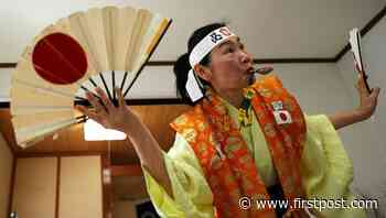 Tokyo Olympics 2020: Japans Super Fan prepares for Games without foreign fans - Firstpost