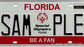 Special Olympics plates get redesigned | Venice Gondolier Sun - yoursun.com