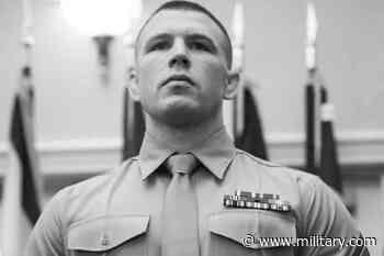 A Marine Will Wrestle in the Summer Olympics for the First Time in 30 Years - Military.com