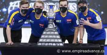 Men's world curling championship in Calgary concludes amid COVID scare - Virden Empire Advance