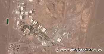 Iran blames Israel for sabotage at Natanz nuclear site - Virden Empire Advance