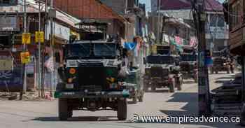 5 rebels, ex-policeman killed in Indian-controlled Kashmir - Virden Empire Advance
