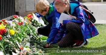 Son says Philip's death has left 'huge void' in queen's life - Virden Empire Advance