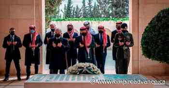 Jordanian prince makes first public appearance since arrest - Virden Empire Advance