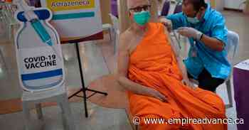 Thailand hits new daily record with nearly 1000 virus cases - Virden Empire Advance