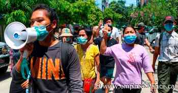 Reports: Myanmar forces kill 82 in single day in city - Virden Empire Advance