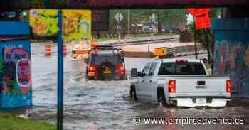 Severe storm damages buildings in Florida Panhandle - Virden Empire Advance