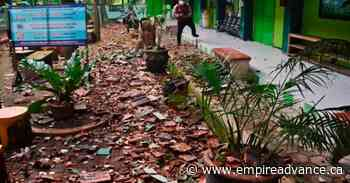 8 dead, dozens hurt as Indonesia quake shakes East Java - Virden Empire Advance