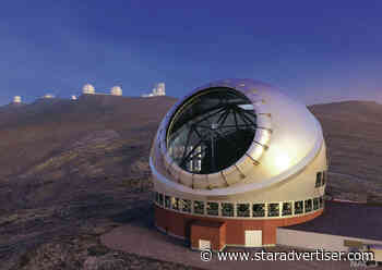 Thirty Meter Telescope still on hold as it deals with pandemic, funding issues