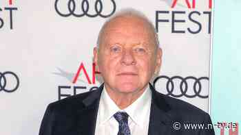 "Mit Rolle in ""The Father"": Anthony Hopkins bricht Bafta-Rekord"