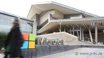 Noch ein Milliardenzukauf: Microsoft will KI-Spezialisten übernehmen