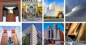 5 Incredible Examples of Postmodern Architecture's Playful Character - My Modern Met