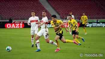 Sky: Stuttgart-Dortmund knackt die Mio.-Marke, Bremen-Leipzig war der Flop des Spieltags