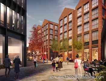 Galliard Apsley breaks ground on third Birmingham site | TheBusinessDesk.com - The Business Desk