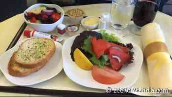 Govt bans on-board meals on flights with duration of less than 2 hours