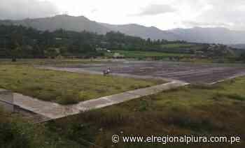 Aeródromo de Huancabamba será local de votación este 11 de abril - El Regional