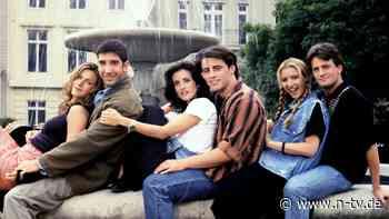 """An Originalschauplätzen: """"Friends""""-Reunion ist abgedreht"""