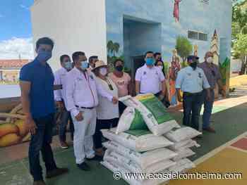 70 toneladas de bioabono para hacer más productivo el campo de Coyaima - Ecos del Combeima