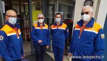Foix : la Protection civile épaule la vaccination - LaDepeche.fr
