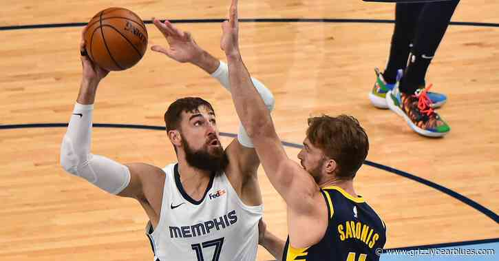 Repord Card: Defense fails in loss to the Pacers
