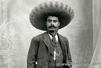 Emiliano Zapata, símbolo de la resistencia campesina en México - tabasco hoy